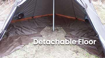 Detachable-Floor
