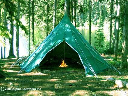 Outfitter-teepee